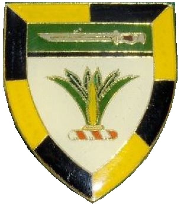 SWATF Oshivello Training Unit emblem
