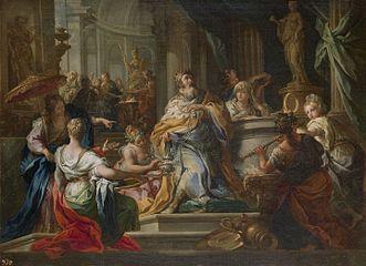 S Conca Idolatría de Salomón Prado
