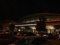 Sabiha Gokcen Havaalani Night.JPG