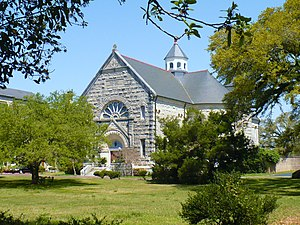 Convent and Academy of the Visitation - Sacred Heart Chapel