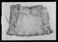 Sadel, Frankrike, 1600-talets mitt - Livrustkammaren - 27644.tif