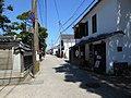 Saga Yanagimachi old street from west.JPG