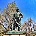 Saigo. Takamori. Statue @ Ueno park - panoramio.jpg