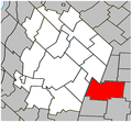 Saint-Valérien-de-Milton Quebec location diagram.PNG