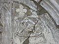 Saint-mamet église porte tympan détail.JPG