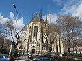 Saint Elisabeth Church from Huszár Street, 2016 Budapest.jpg