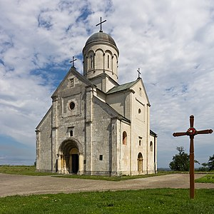 Principality of Halych - Church of St. Panteleimon in Halych. End of 12th century.