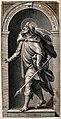 Saint Thomas. Line engraving. Wellcome V0033088.jpg