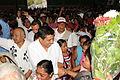 Salomón Jara en Teotitlán de Flores Magón, 7to día de campaña.JPG