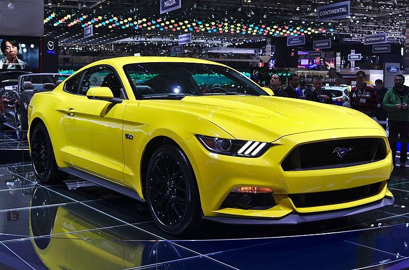File salon de l 39 auto de gen ve 2014 20140305 ford wikimedia commons - Salon de l automobile 2014 ...