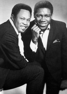 Sam & Dave American soul and R&B duo