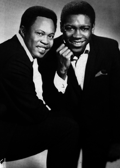 Picture of a band or musician: Sam & Dave