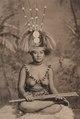 Samoan women in 1916 detail, from- Grüße von Samoa (NYPL Hades-2359612-4044376) (page 1 crop).jpg.tiff