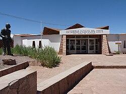 San-Pedro-de-Atacama R-P-Gustavo Le Paige Museum.JPG