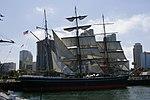 San Diego Star of India iron hull sailing ship 03.JPG