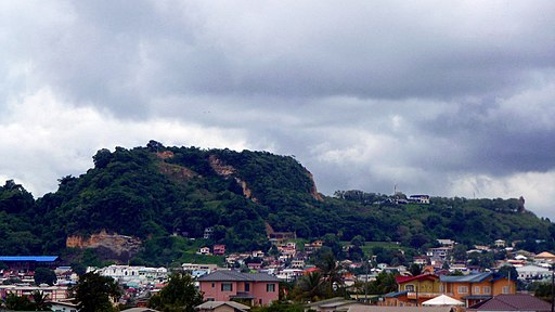 San Fernando Hill -Trinidad and Tobago