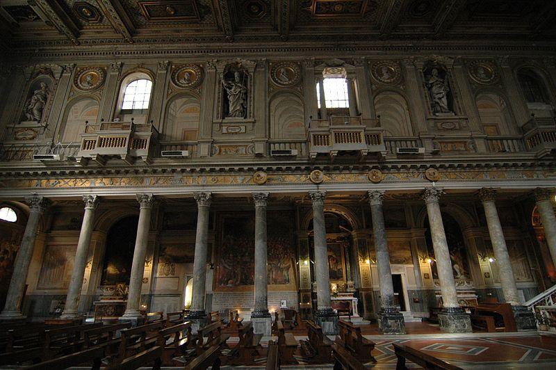 File:San Martino ai Monti interior 2.jpg