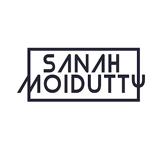 Sanah Moidutty - Official Logo