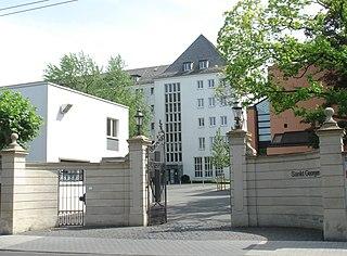 Sankt Georgen Graduate School of Philosophy and Theology Jesuit college of higher education in Frankfurt am Main, Germany