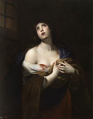 Andrea Vaccaro - Saint Agatha