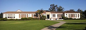 Santa Barbara High School - Image: Santa Barbara High School