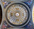 Santissima Trinità dei Pellegrini (Rome) - Dome.jpg