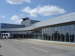 Saskatoon John G. Diefenbaker International Airport Airport located in Saskatoon, Saskatchewan, Canada