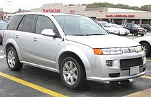 2004 2005 Saturn Vue Red Line
