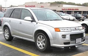 Saturn Vue - 2004–2005 Saturn Vue Red Line