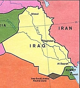 Saudi Arabian–Iraqi neutral zone
