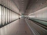 Schiphol international arrivals concourse, Haarlemmermeer (P1060105).jpg