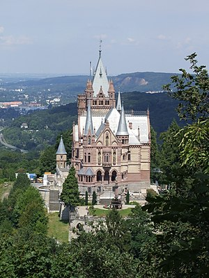 Schloss Drachenburg - Schloss Drachenburg
