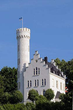 Castle of Lietzow