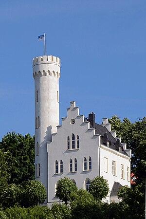 Lietzow - Castle of Lietzow