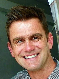 Scott Maslen actor and model