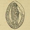 Seal of Abbot Philip of Leiston (fl. 1216).jpg