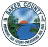 Official seal of Baker County