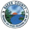 Siegel von Baker County (Florida)