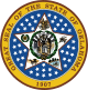 Official seal of Oklahoma