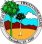 Seal of Twentynine Palms, California.png