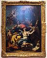 Sebastiano ricci, allegoria della francia sotto minerva che calpesta l'ignoranza e incorona la virtù, 1717-18.JPG