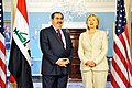 Secretary Clinton Meets With Iraqi Foreign Minister (3727818563).jpg