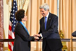 Secretary Kerry Awards the Medal of Arts Lifetime Achievement Award to Julie Mehretu.jpg