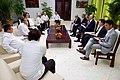 Secretary Kerry Meets With FARC Leaders in Havana, Cuba (25946492226).jpg