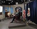 Secretary Kerry Prepares for his Google+ Hangout on Syria.jpg
