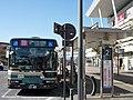 Seibu Bus A1-594 at Sayamashi Station.jpg