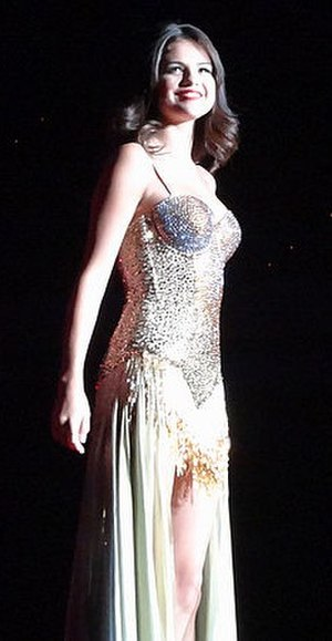 We Own the Night Tour - Gomez in 2011.