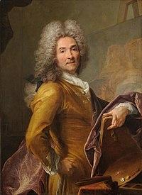 Self-portrait of Joseph Vivien with Palette, ca. 1715.jpg