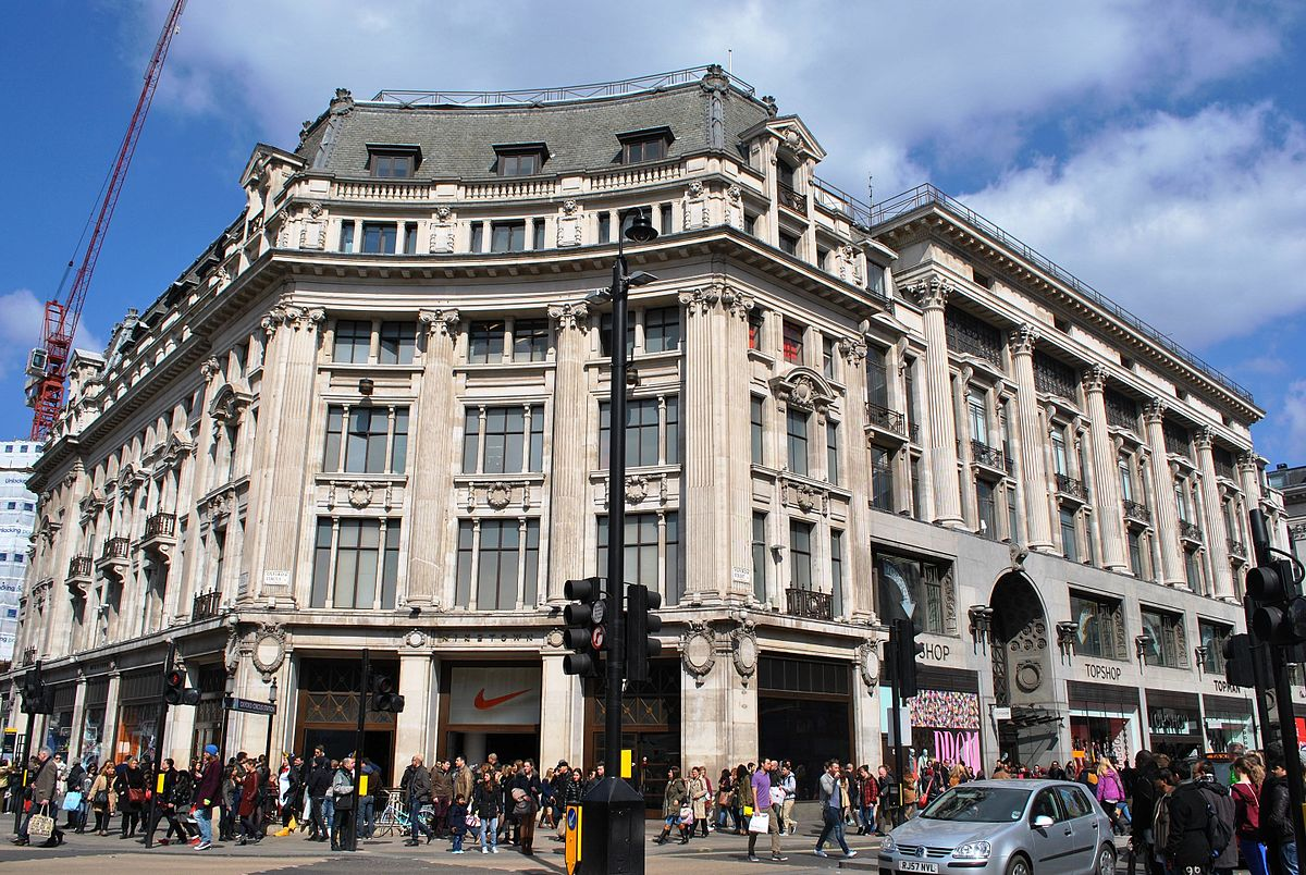 Selfridges Oxford Street Wikipedia