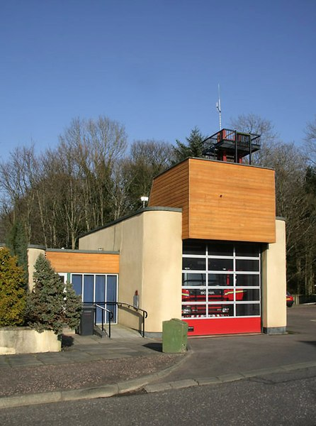 File:Selkirk Fire Station - geograph.org.uk - 1211369.jpg